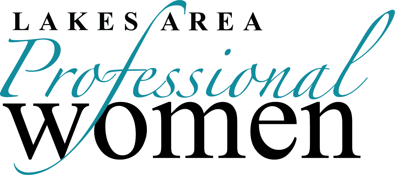 Lakes Area Professional Women logo